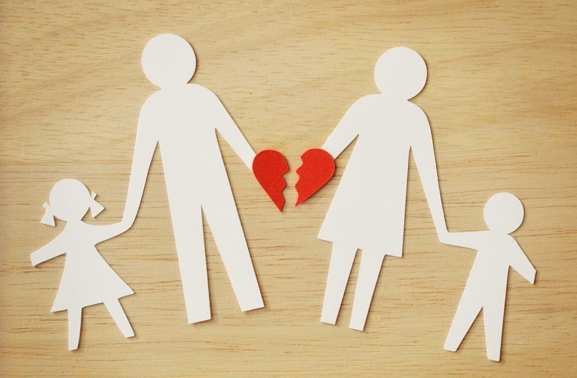 Family_cut_in_paper_heartbroken